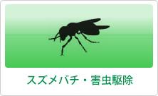 スズメバチ・害虫駆除